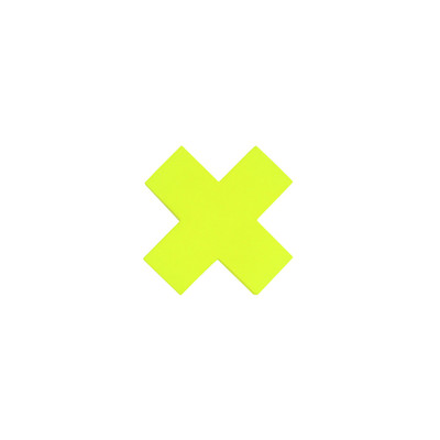 X-hook S neon yellow