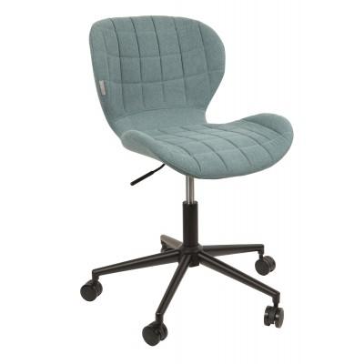 Krzesło biurowe OMG czarnoniebieskie