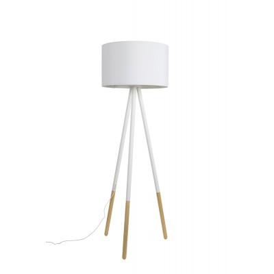 Lampa podłogowa HIGHLAND biała